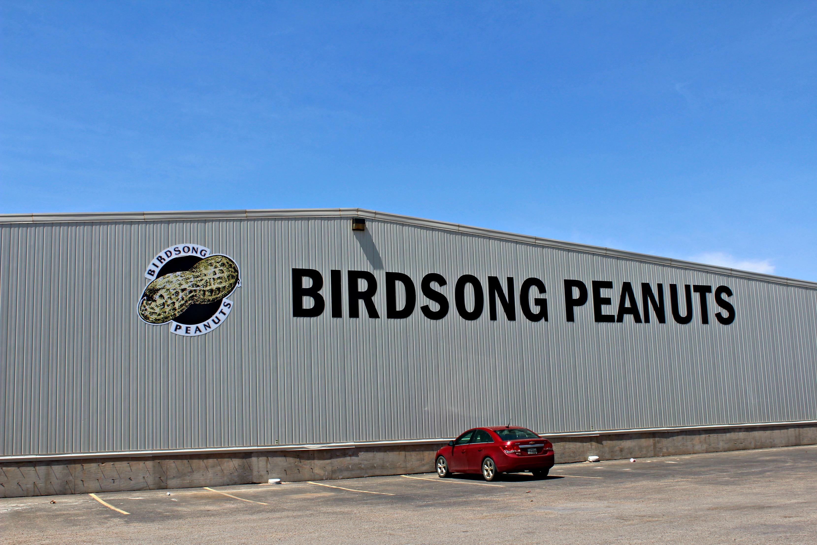 Tx Peanuts Tour Birdsong Plant