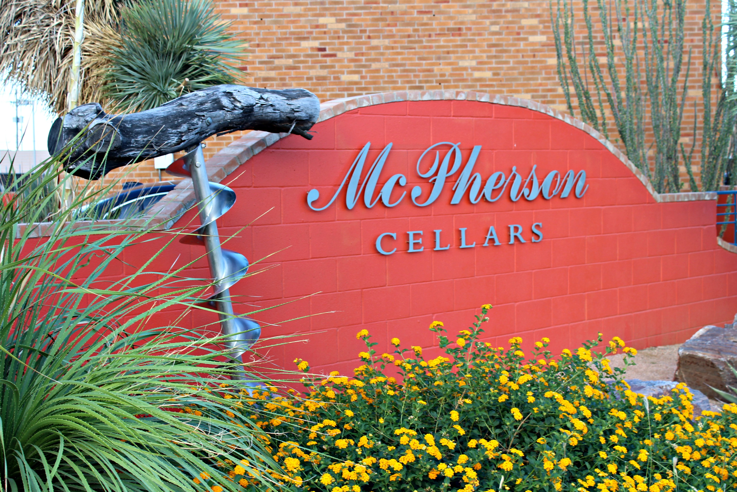 Tx Peanuts Tour McPherson Cellars