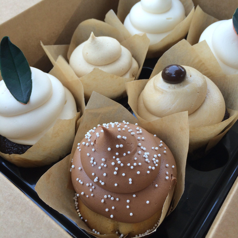 Bakery at Magnolia Market Cupcakes