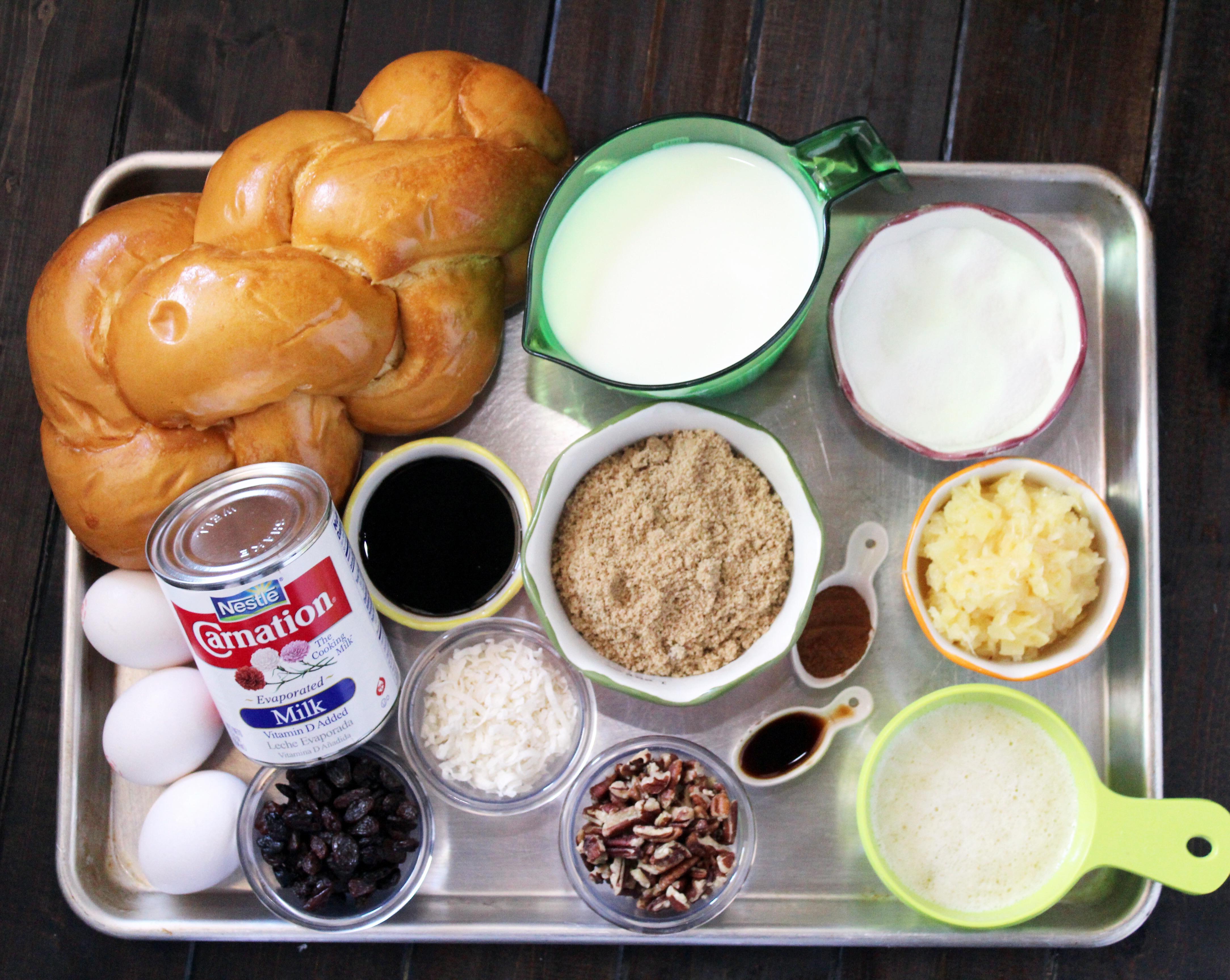 Capirotada Bread Pudding
