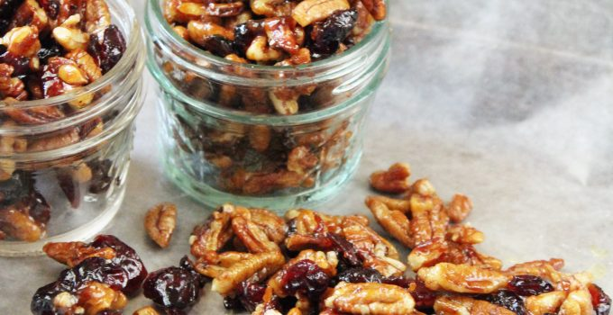 Giveaway – Jane Green's Good Taste: Sweet and Sour Nuts – #ReadingFoodie