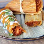 Chipotle Chicken Tamales
