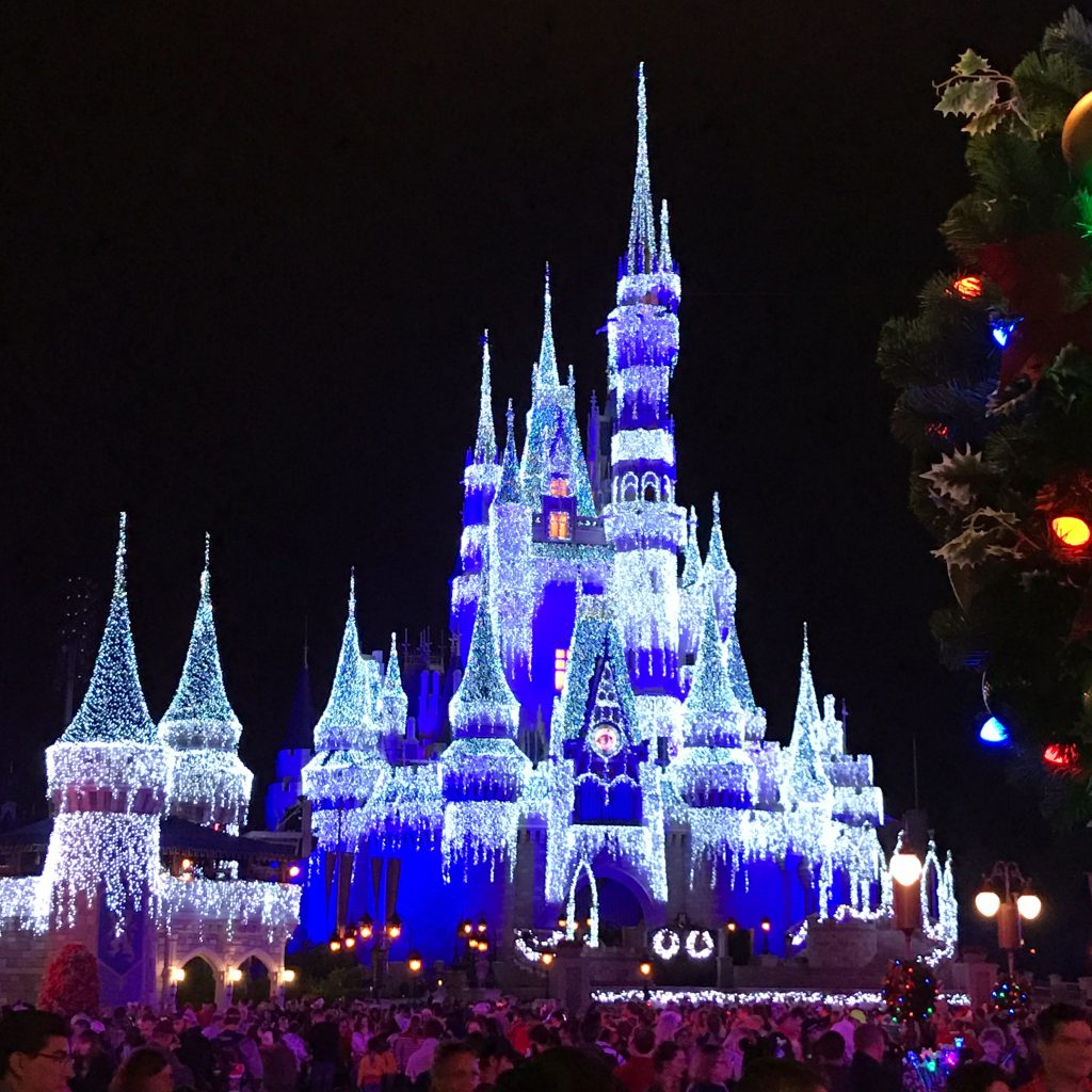 Disney World Tips Cinderella Castle