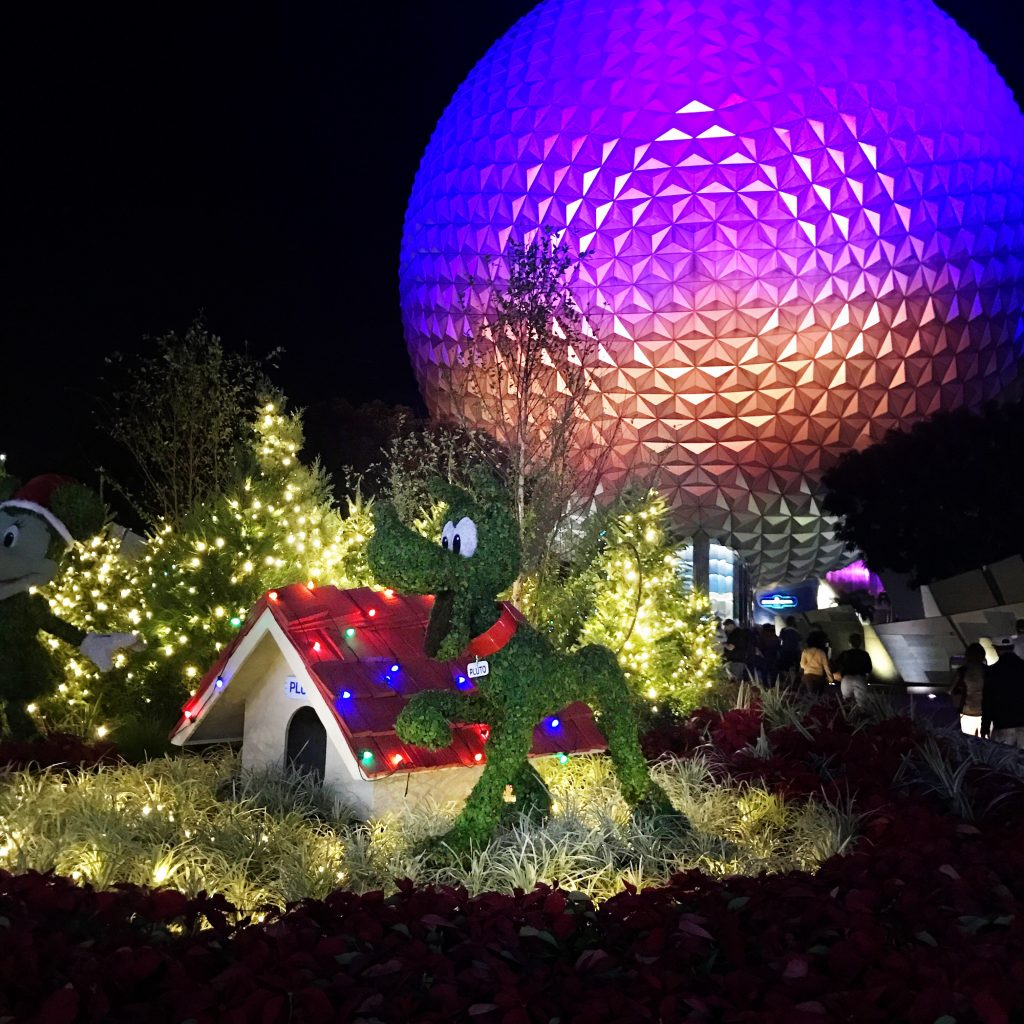 Disney World Tips Epcot
