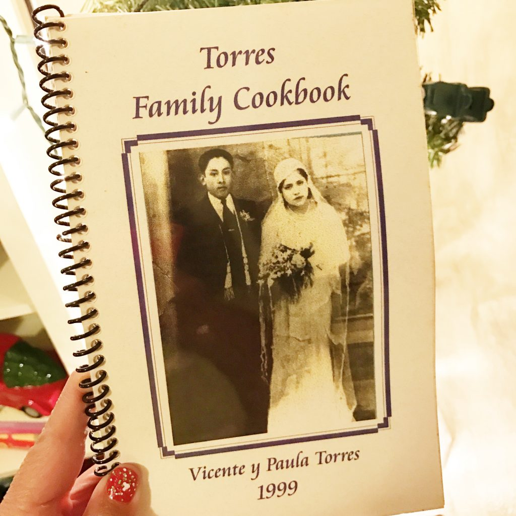 Torres Family Cookbook