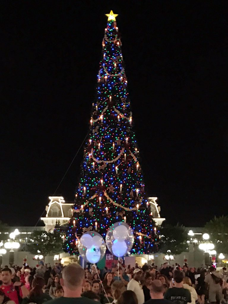 A Disney World Christmas Addicted To Recipes