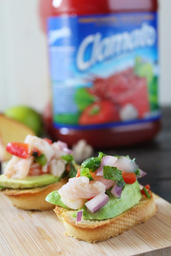 Shrimp and Tilapia Ceviche