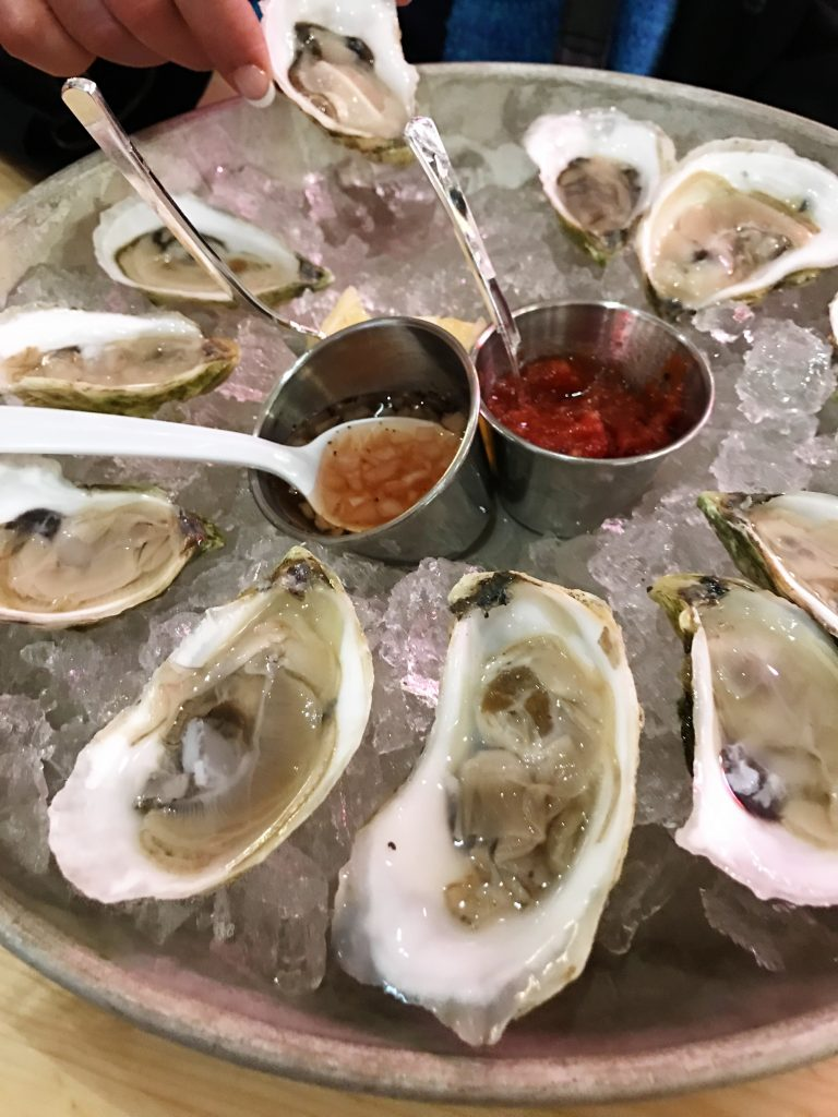 Red Hook Lobster Pound Oysters