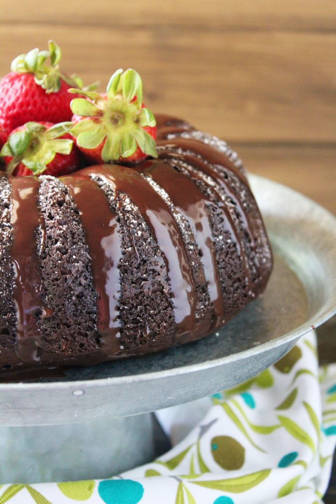 Chocolate Chip Bundt Cake Joanna And Chip Gaines