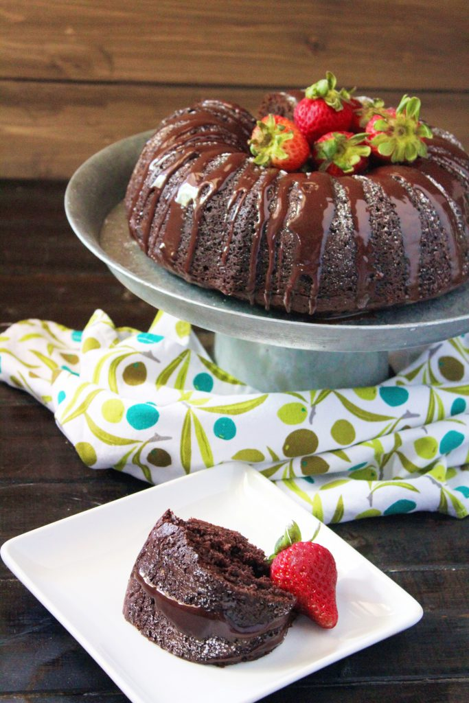 Chocolate Chip Bundt Cake Joanna Gaines