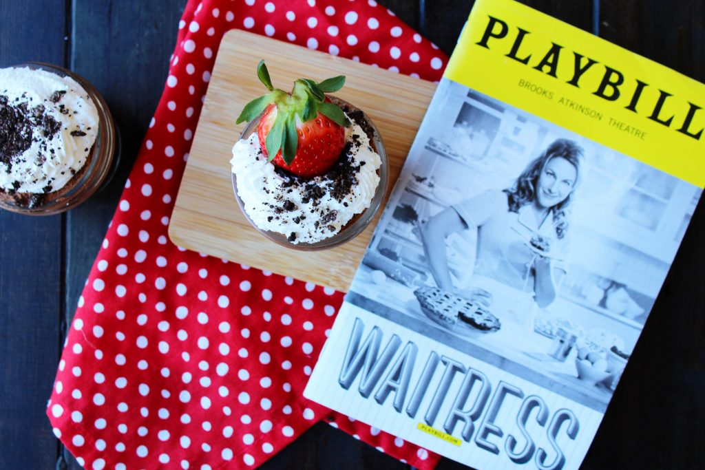 Waitress the Musical Pie Recipe