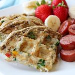 Hash Brown Waffles – #WeightWatchers Friendly