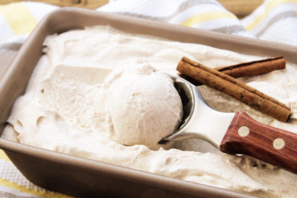 Cinnamon No Church Ice Cream