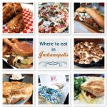 Visiting Indianapolis and Indianapolis Eats