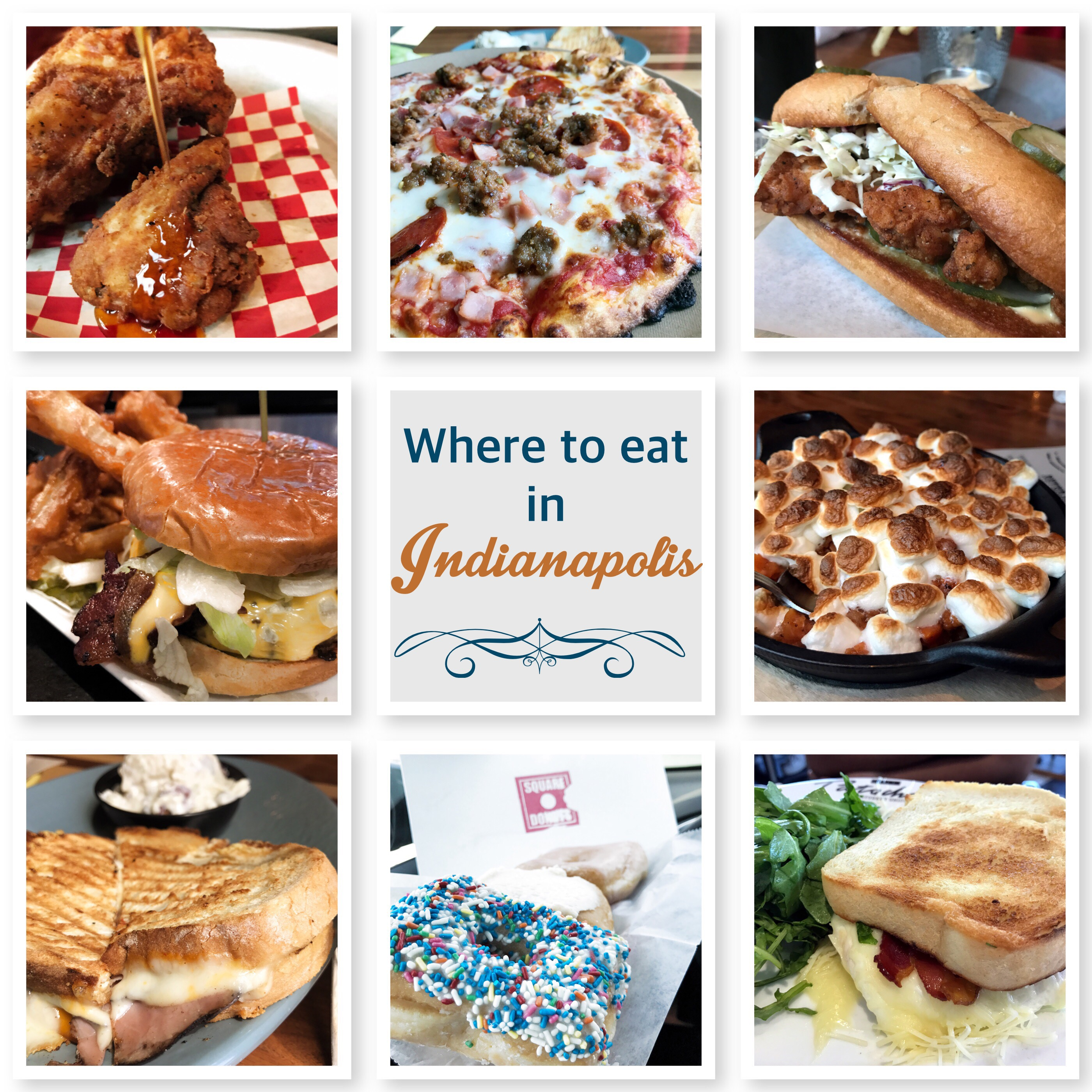 Visiting Indianapolis and Indianapolis Eats - addicted to recipes