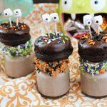 Monster Milkshake – Chocolate Peanut Butter Shake