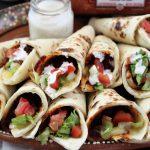 Taquito Cones Appetizers