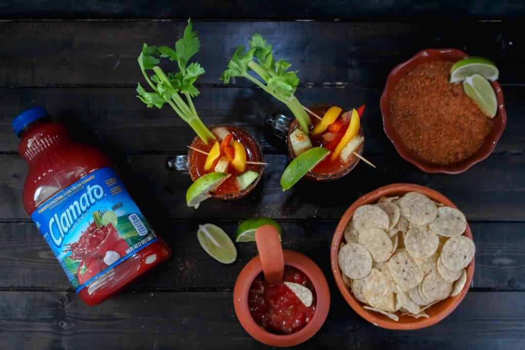 Michelada Mexican Cups