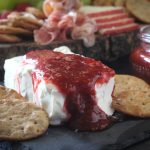 Spicy Chipotle Raspberry Sauce for Charcuterie Boards