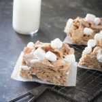 Browned Butter Cinnamon Toast Crunch Treats