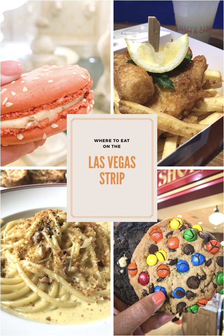 Where to eat on the Las Vegas Strip