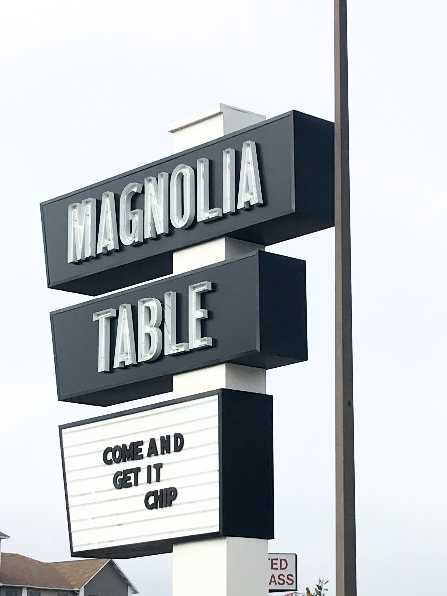 Waco Magnolia Table Restaurant Addicted To Recipes - Magnolia table restaurant