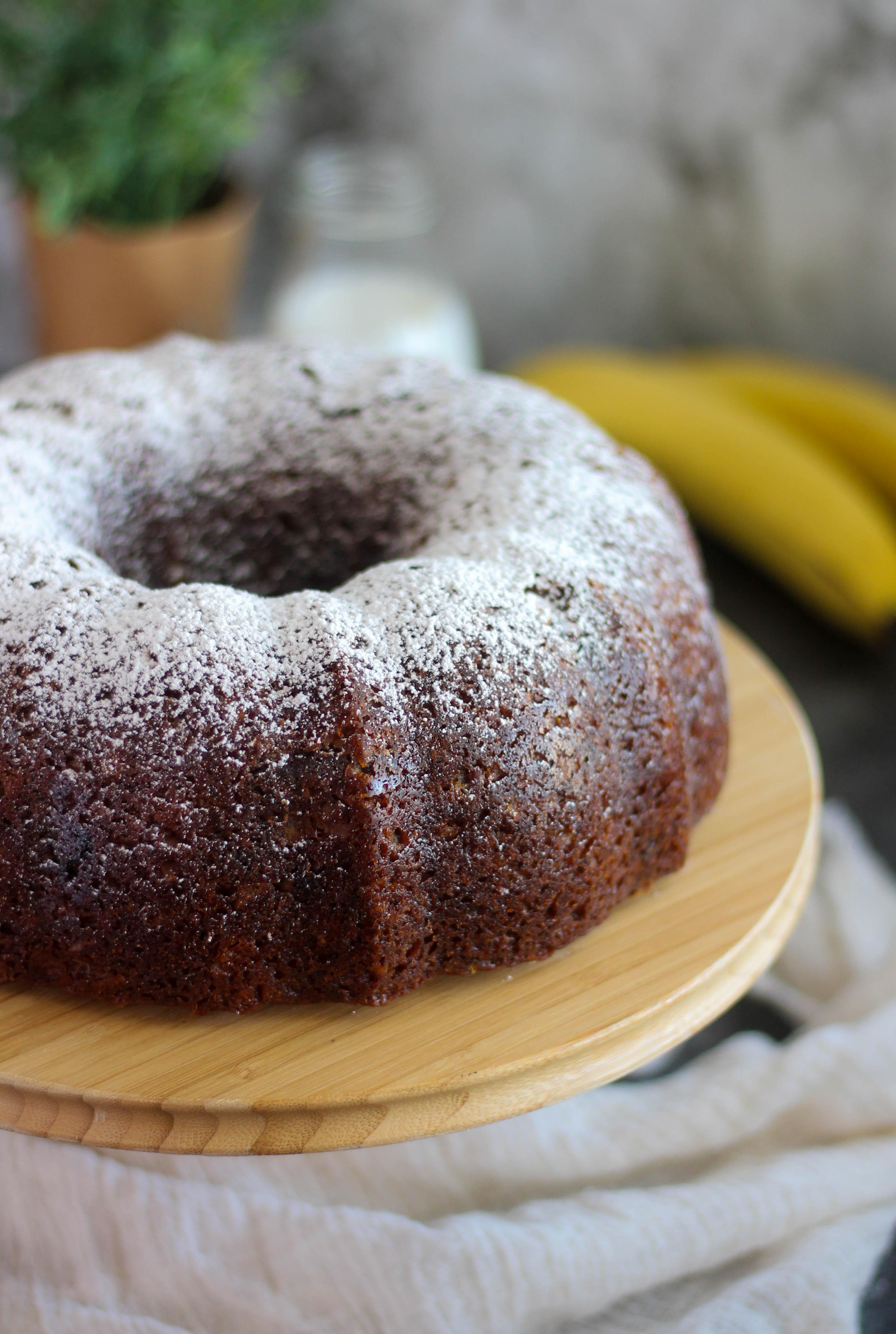 Chrissy Teigen Banana Bread Bundt Cake Addicted To Recipes