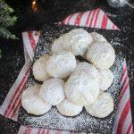 Mexican Wedding Cookies